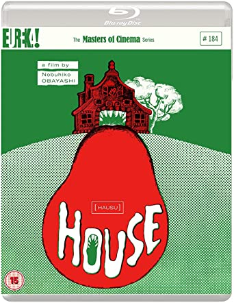 Amazon Com House Hausu Masters Of Cinema Blu Ray Movies Tv