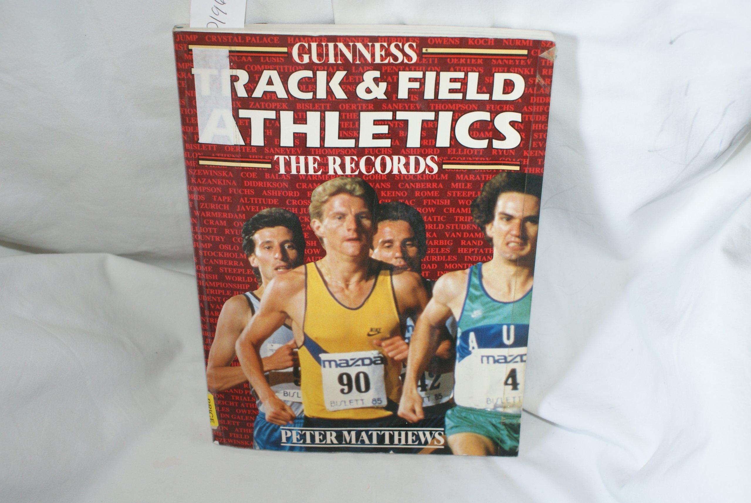 Track and Field Athletics: The Records: Amazon.es: Matthews ...