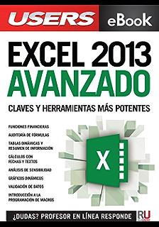 Excel 2013 Avanzado: Claves y herramientas más potentes (Spanish Edition)
