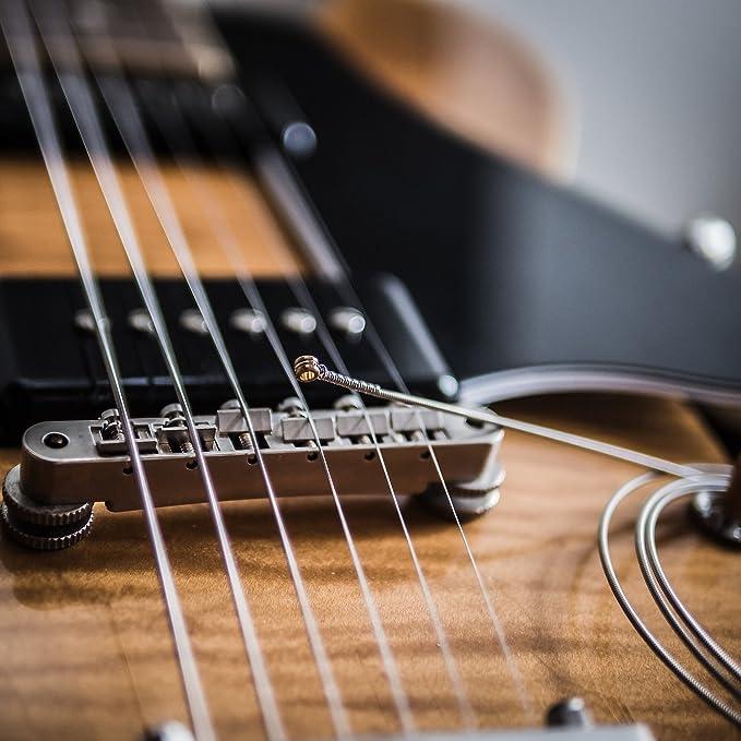 Cuerdas para guitarra eléctrica de conjuntos de stringjoy ...