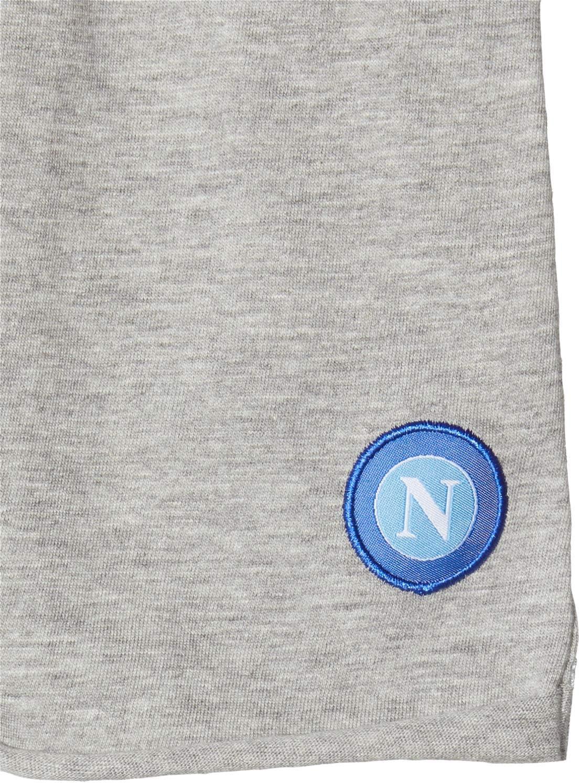 Complete Infant Polo Short Sleeves SSC NAPOLI P19i1n90582 Shorts Unisex-Bimbi 0-24 Babies aged 0-24 months Unisex P19I1N90582