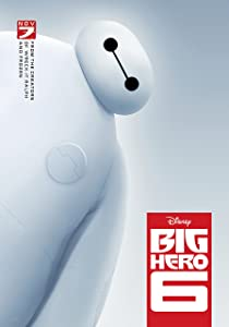 Big Hero 6 (2014) Movie Poster 24 x 36