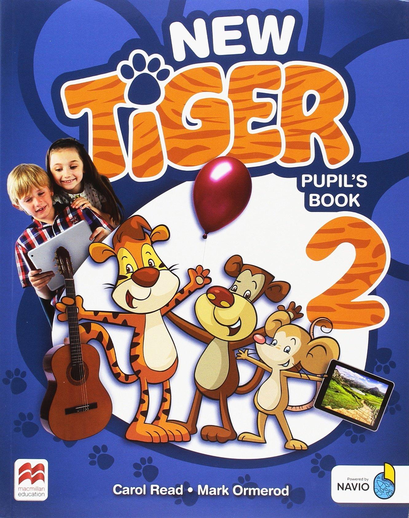 NEW TIGER 2 Pb Pk: Amazon.es: C. Read, M. Ormerod: Libros en ...