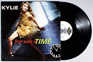 KYLIE / STEP BACK IN TIME