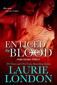 Enticed By Blood: A Sweetblood World Vampire Romance