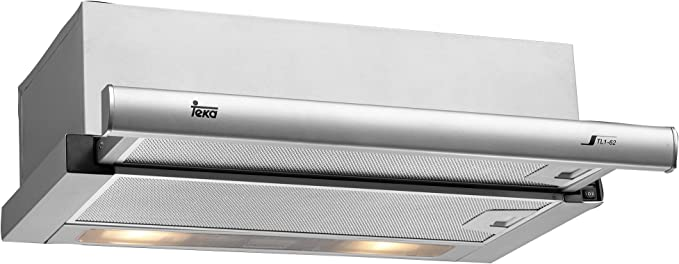 Teka TL1 62 - Campana Telescópica Tl1 62 Con 2 Velocidades: Amazon.es: Grandes electrodomésticos