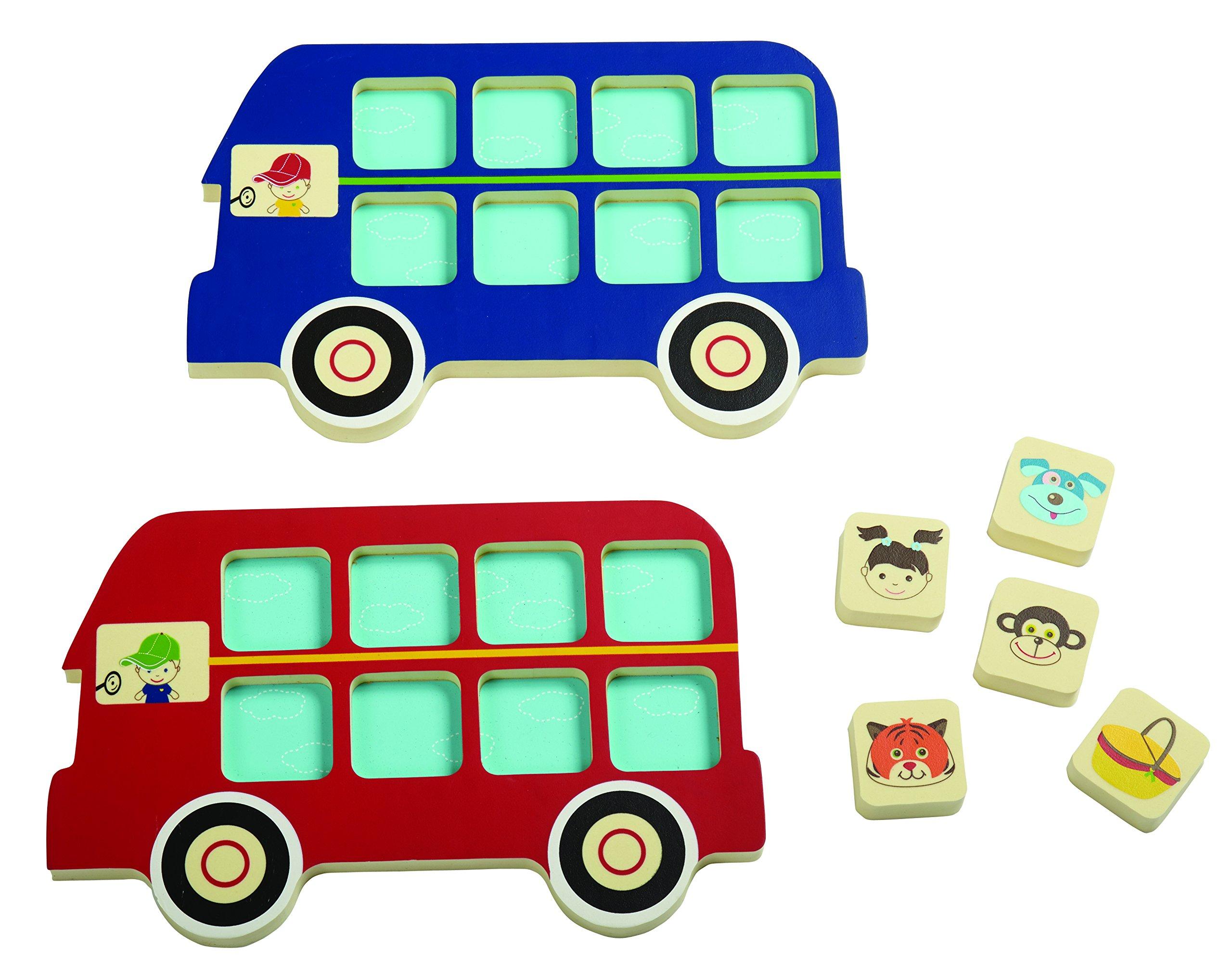 Edushape Bus Ride Game