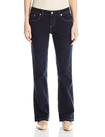 Dickies Women's Relaxed Bootcut Jean at Amazon Women's Jeans store