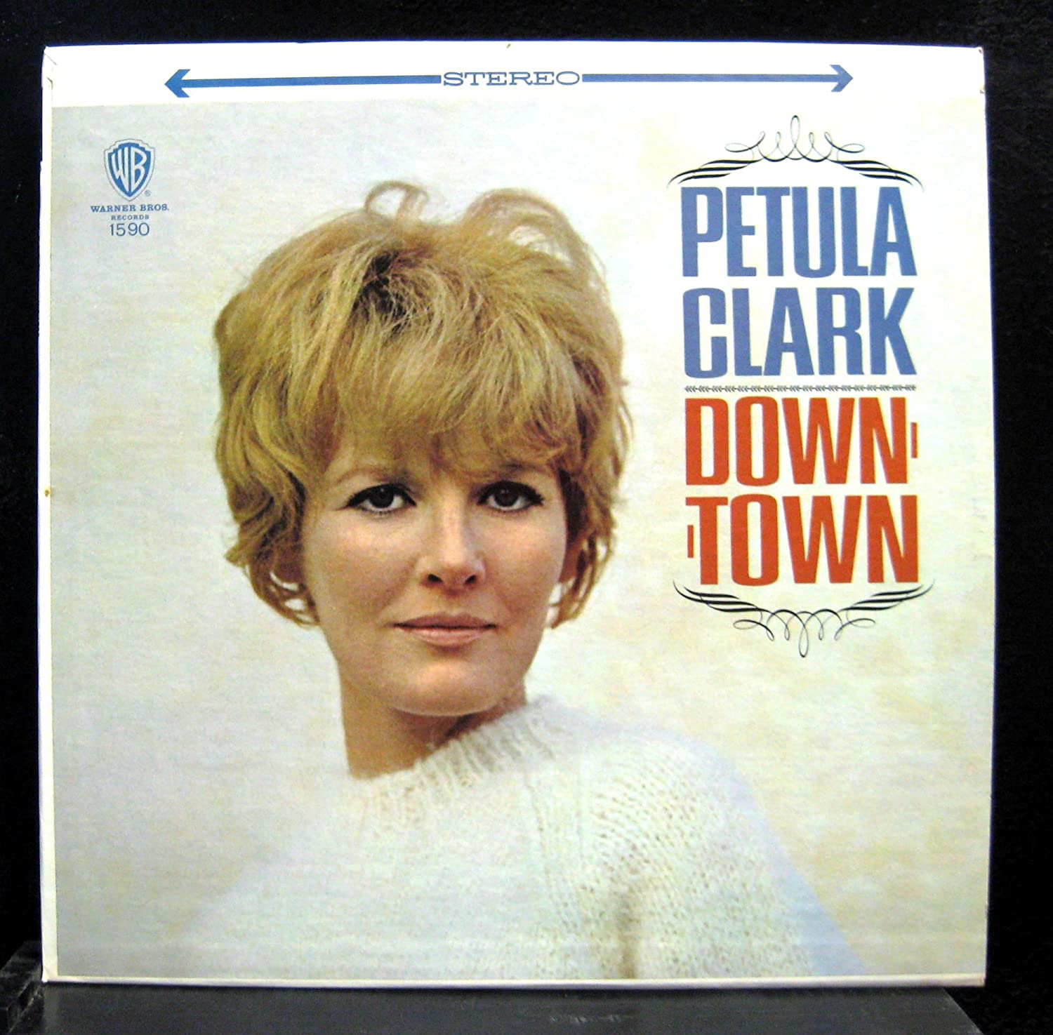 Petula Clark Downtown Vinyl Record Amazon Com Music Petula clark — every little bit hurts. petula clark downtown vinyl record
