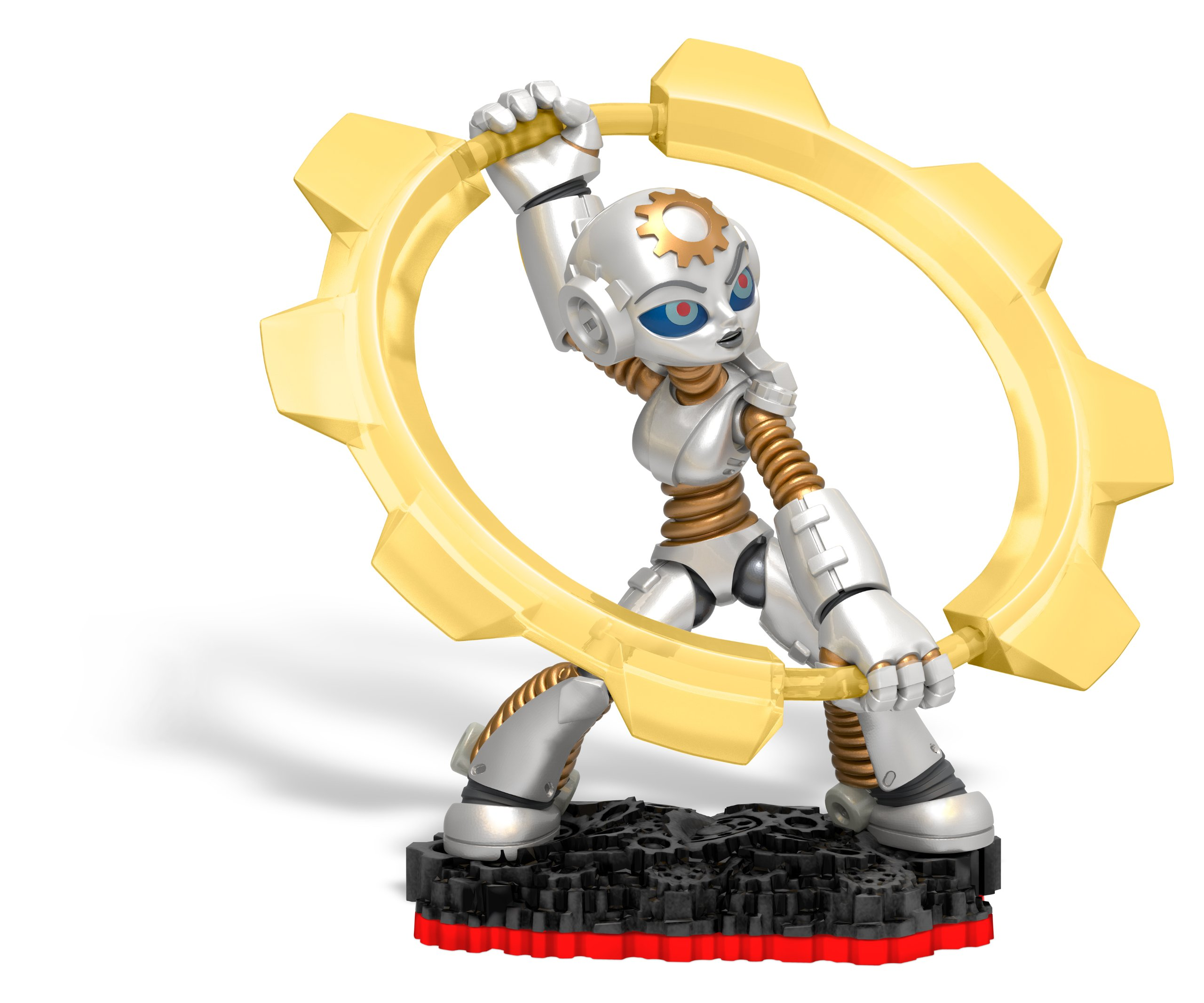 Skylanders Trap Team: Trap Master Gearshift Character Pack by Activision (Image #1)