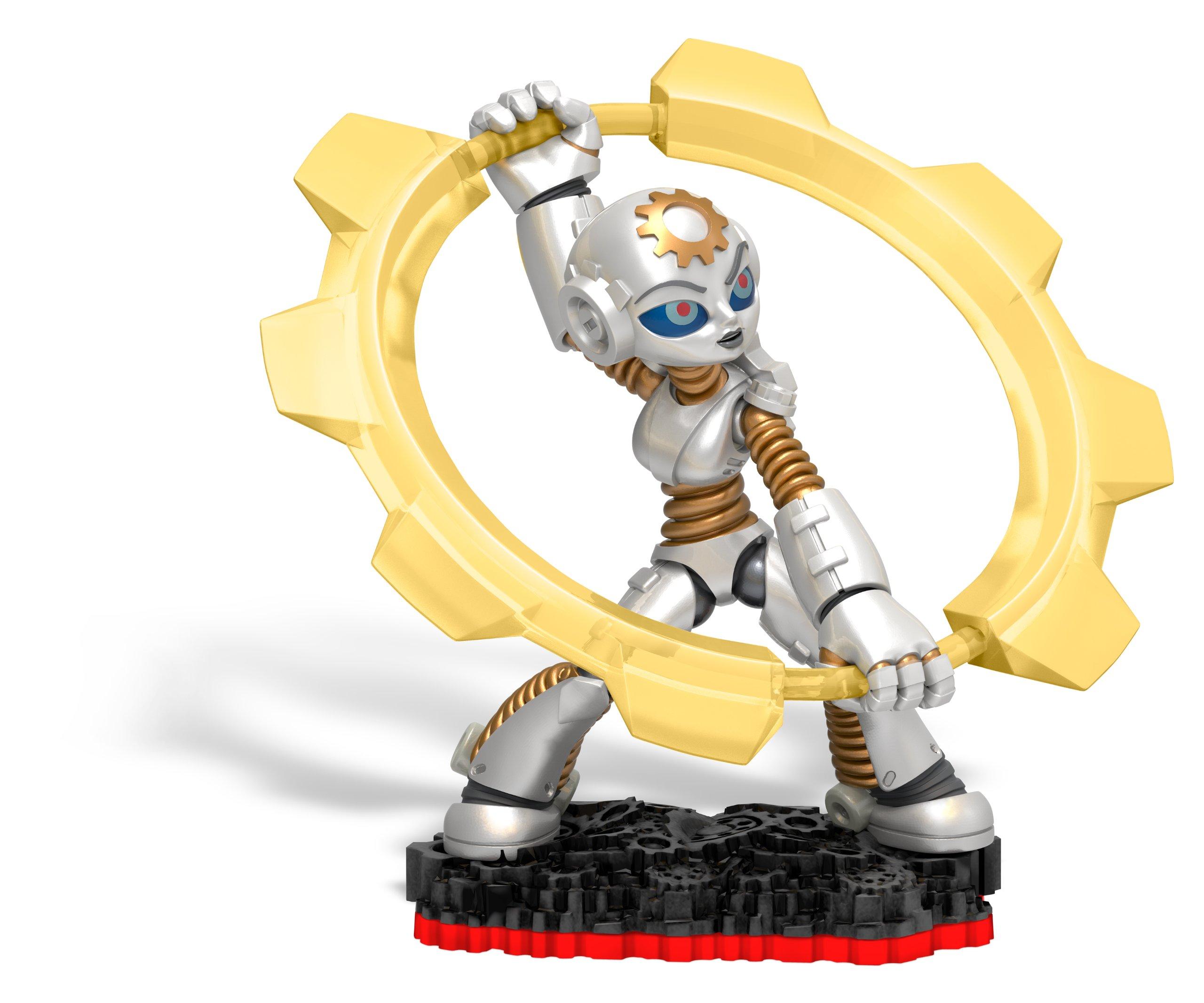 Skylanders Trap Team: Trap Master Gearshift Character Pack