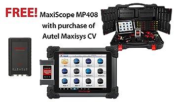 Amazon com: Autel Scanner Maxisys CV Maxisys MS908CV Heavy