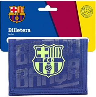 Karactermania FC Barcelona Legend Monedero, 9 cm, Azul ...