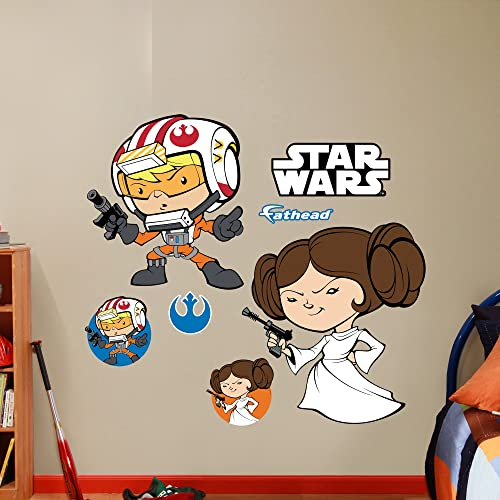 Luke Skywalker & Princess Leia POP!