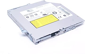 Genuine Dell Studio 1536 1537 1558 1735 1737 Laptop Notebook SATA Slot Load DVD/RW CD/RW Rewritable DVD-RW DVD+/-RW DL CD-RW Optical Drive Burner Compatible Dell Part Numbers: J998M, 0J998M, K636K, 0K636K, DL-8ATS-13-T, DL-8ATS