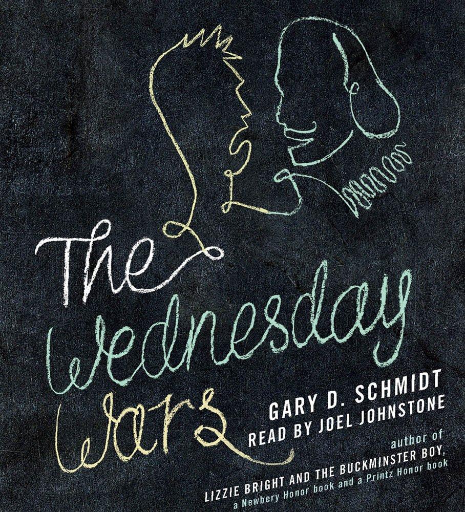The Wednesday Wars - Audio