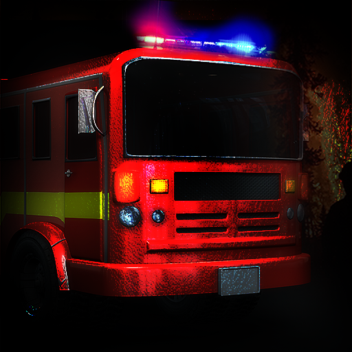 Fire Rescue Uniforms - Fire Truck Rescue : The emergency firefighter car vehicle 911 - Free Edition