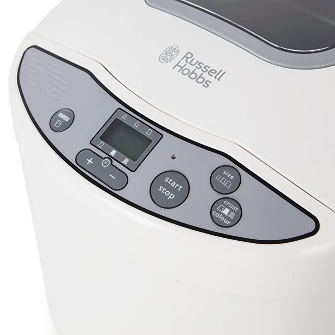 Amazon.com: Russell Hobbs 18036 Fast Bake – Panificadora ...
