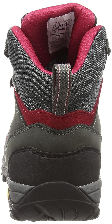 Aigle Mooven Leather Leather Leather W Gore-Tex, Scarpe da Arrampicata Alta Donna 43b802