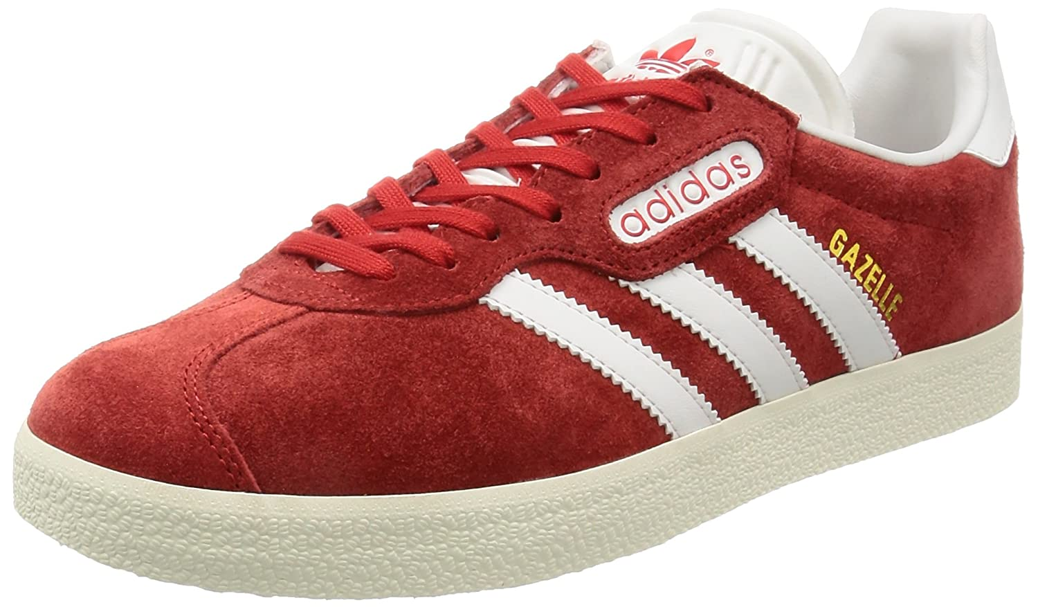 Amazon.com | Adidas Mens Gazelle Super Suede Trainers | Fashion Sneakers