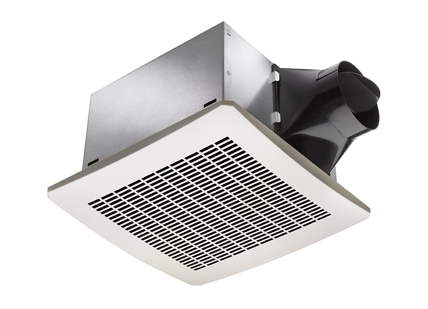 Superieur Amazon.com: Delta Electronics VFB25ADH Breez 110 CFM Humidity Sensor Exhaust  Fan, 1.2 Sones: Home Improvement