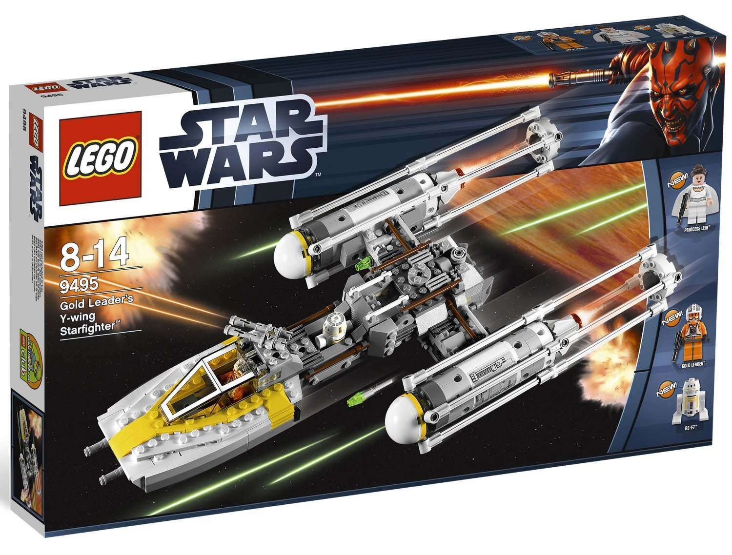 Top 9 Best LEGO Y-Wing Sets Reviews in 2021 11