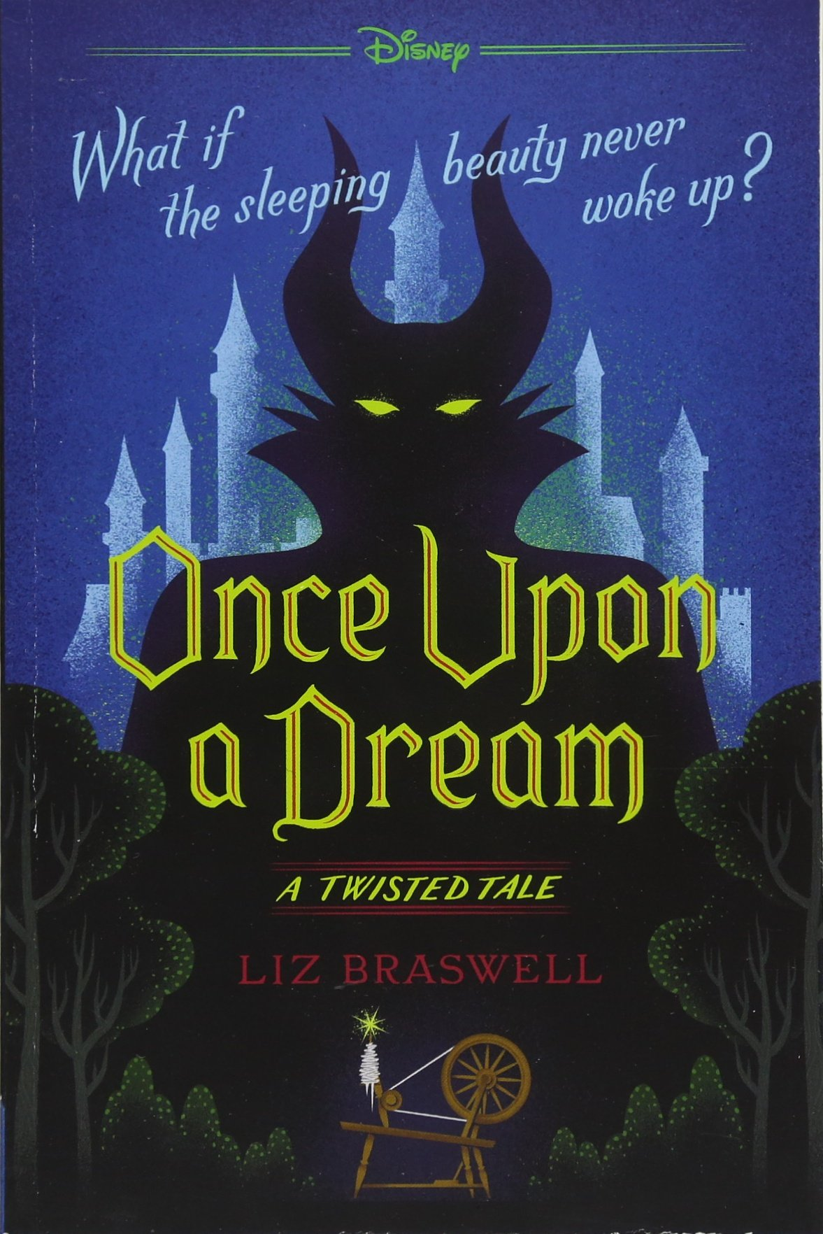 Amazon.com: Once Upon a Dream: A Twisted Tale (9781484707302): Braswell, Liz:  Books