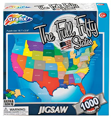 Map Of Us States - States of us map