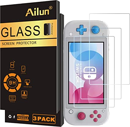 Ailun Screen Protector for Nintendo Switch Lite 3 Pack