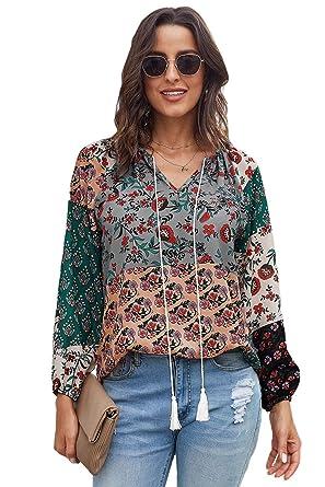 Estilos de blusas campesinas de moda
