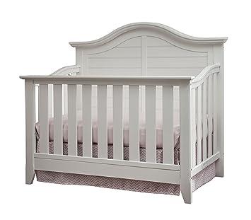 Etonnant Thomasville Kids Southern Dunes Lifestyle 4 In 1 Convertible Crib, White,  Easily