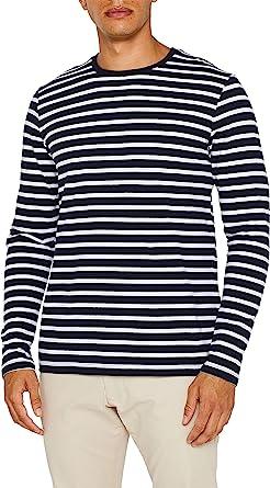 Esprit Camisa Manga Larga para Hombre: Amazon.es: Ropa y accesorios