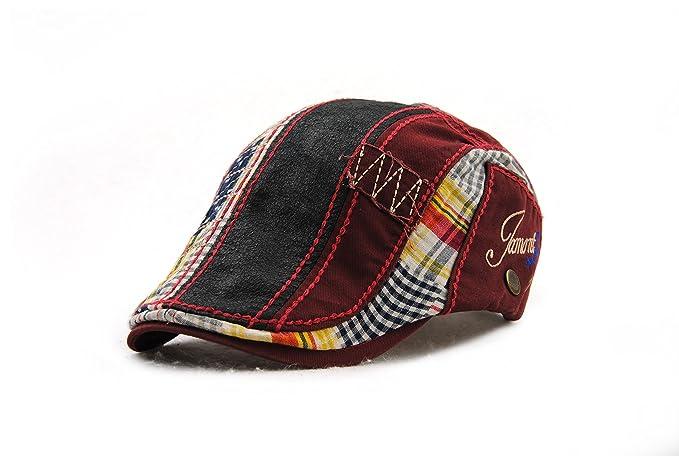 Elwow Sombreros de Caza irlandeses, Sombrero de Newsboy, Sombrero de camión, Gorra de