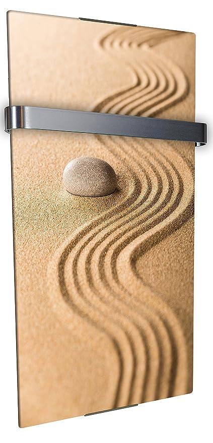 Chemin Arte 111 seca toalla decorativo arena ...