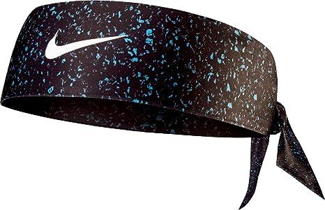 estilos clásicos rico y magnífico calidad real Nike Dri-Fit 2.0 Printed Tie pañuelo para la cabeza: Amazon ...
