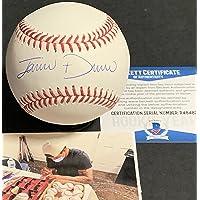 $74 » Jarren Duran Boston Red Sox Autographed Signed Official Major League Baseball Beckett ROOKIE COA