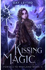 Kissing Magic (Portals to Whyland) Kindle Edition