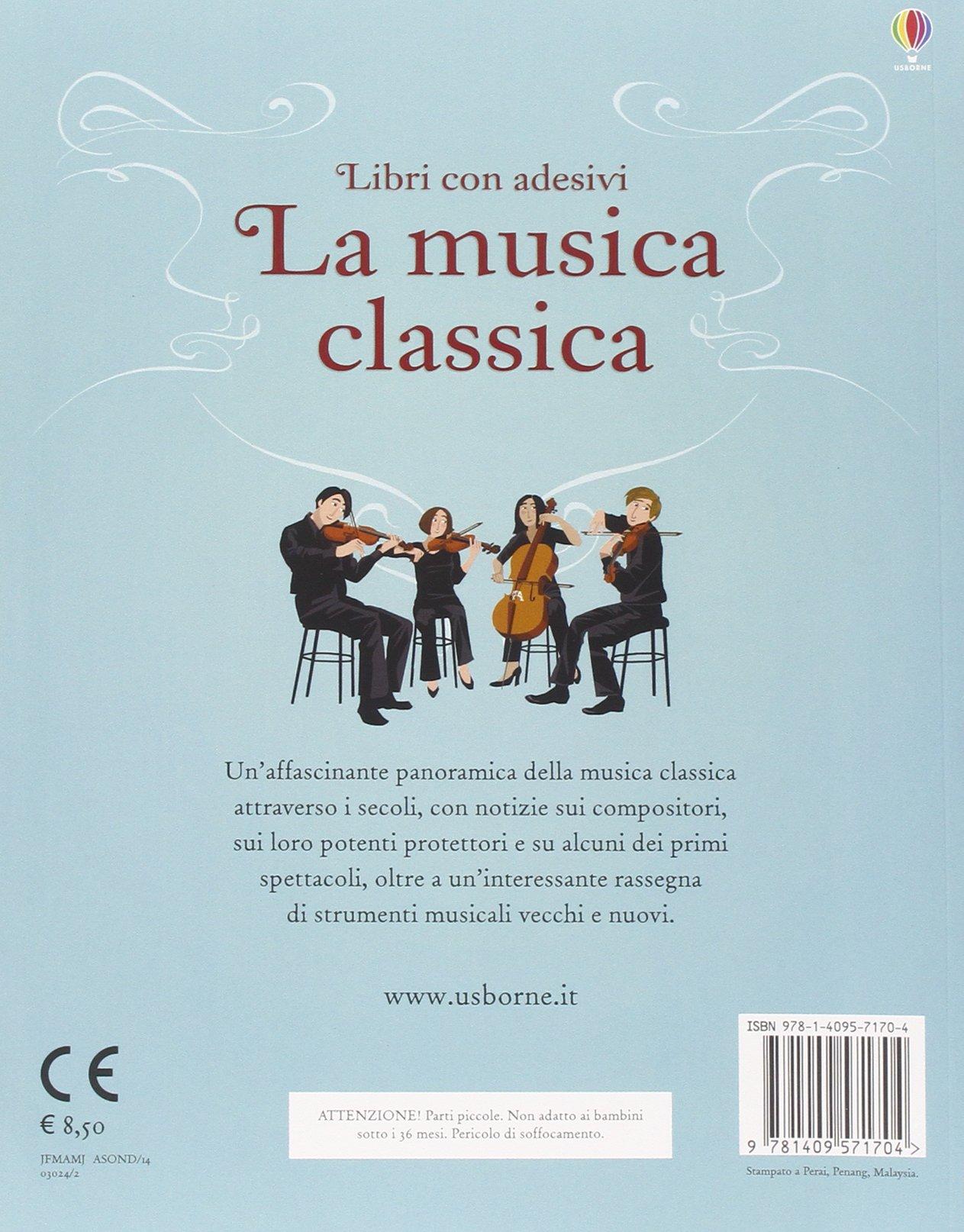 libri musica classica