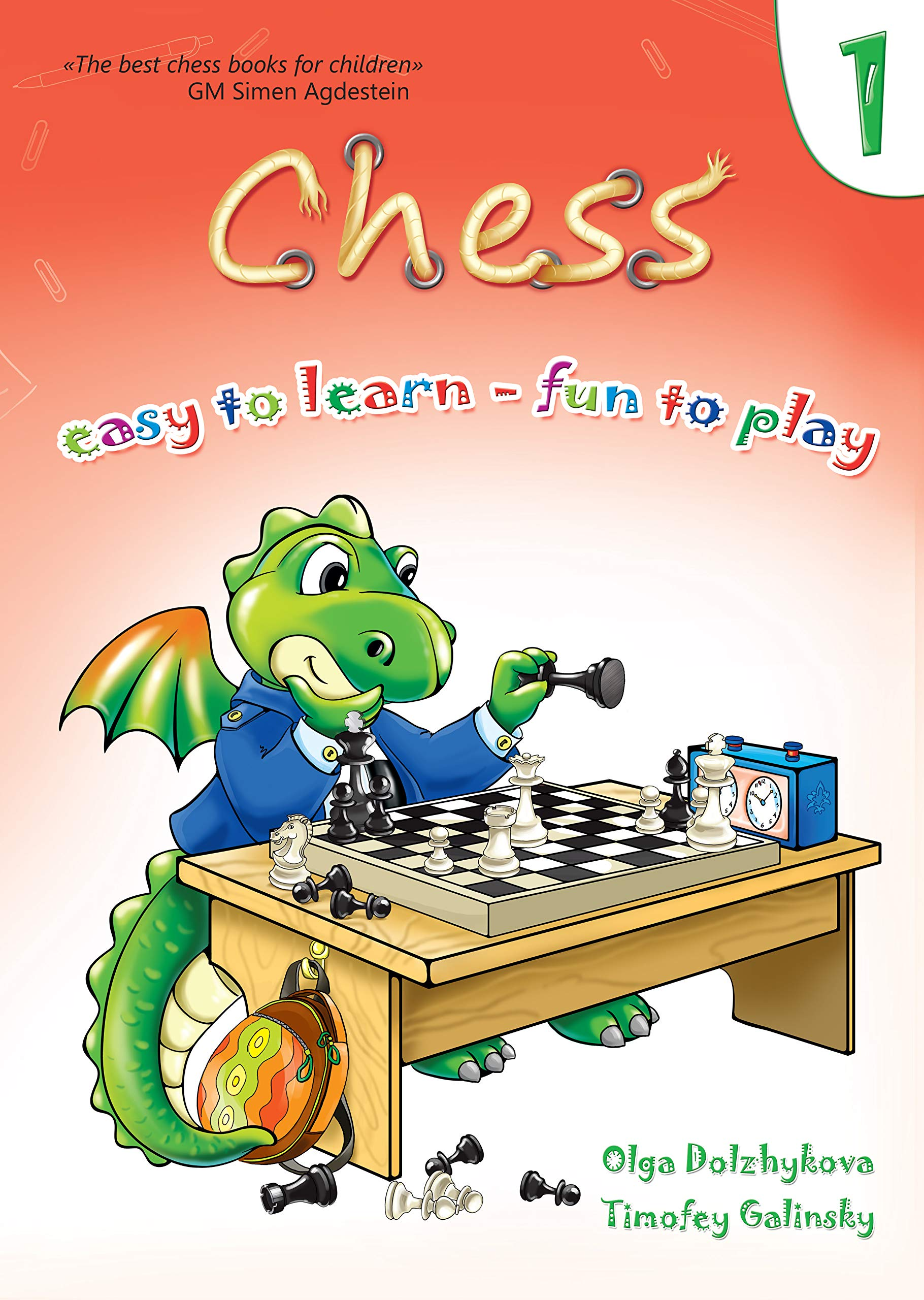 Read Online Chess: Easy to Learn - Fun to Play: No. 1 pdf