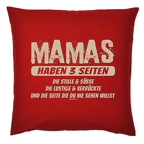 Art & Detail Shirt Cojín: Mama Mom Tuerca Día - Madres ...