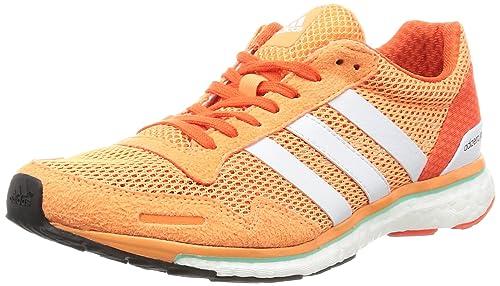 detailed pictures c9508 203c4 adidas Adizero Adios 3, Zapatillas de Running para Mujer  Amazon.es  Zapatos  y complementos