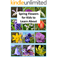 Spring Flowers for Kids to Learn About (English