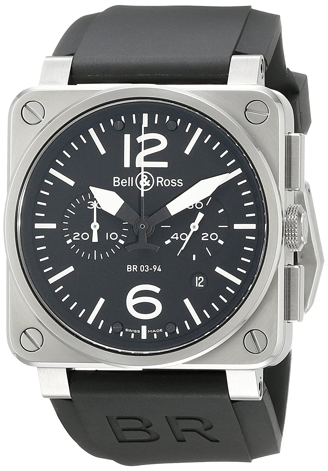 Communication on this topic: Bell Ross Men's BR03-94 Watch, bell-ross-mens-br03-94-watch/