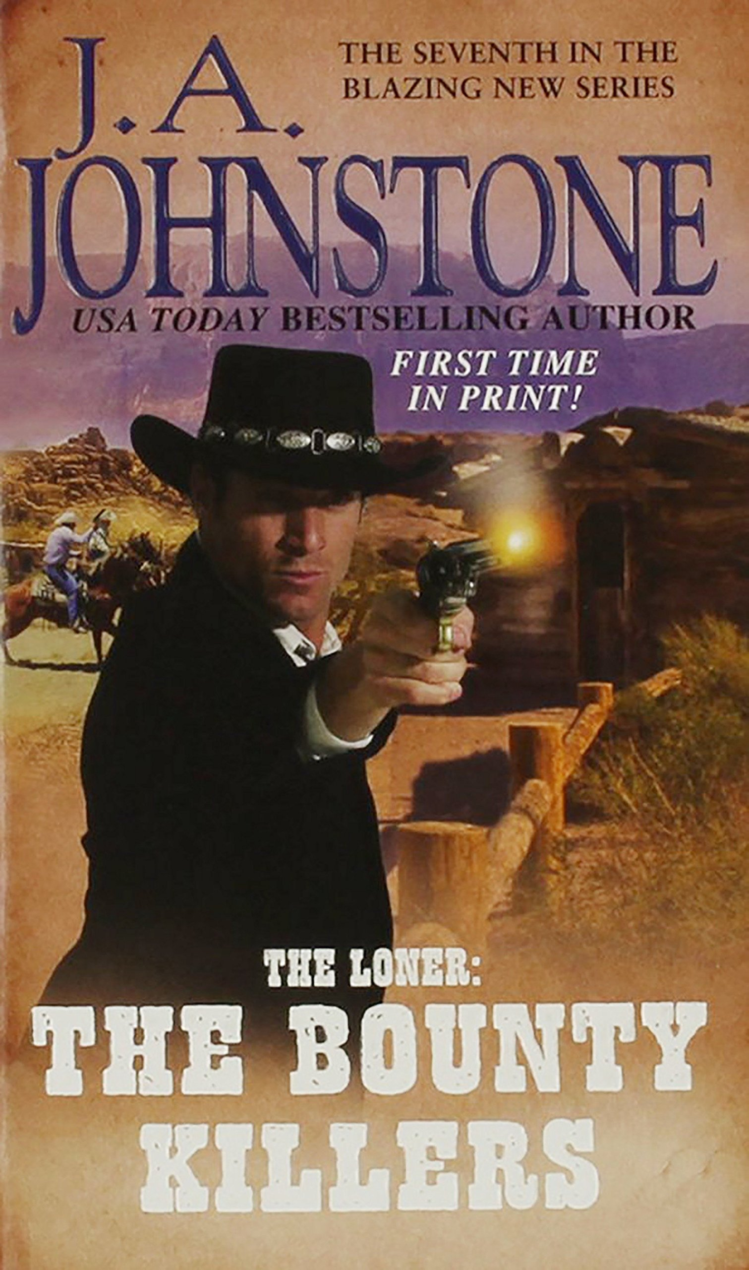 The Loner: The Bounty Killers (Pinnacle Western) PDF