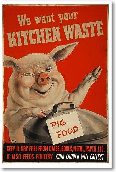 Art print POSTER poult vintage food posters