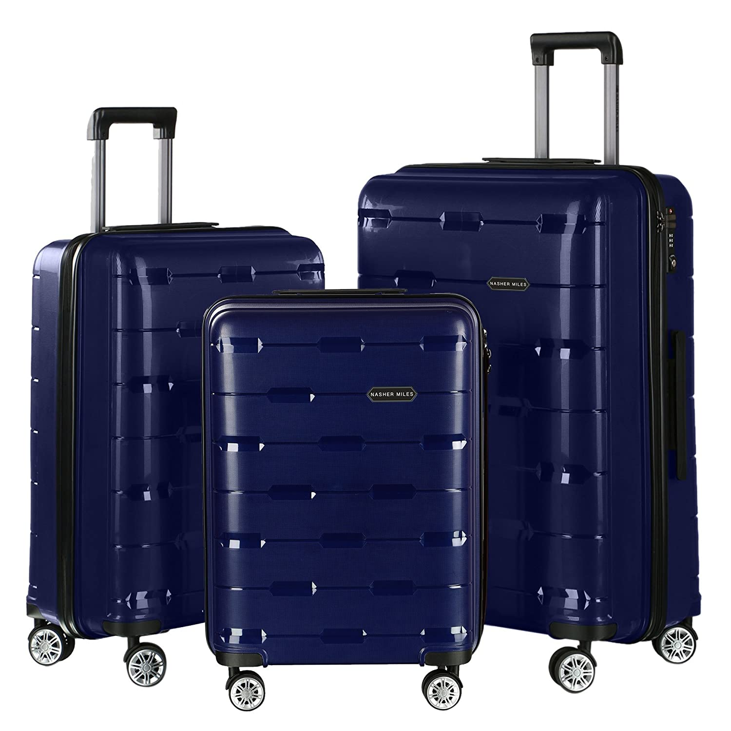 set of 3 trolley bags