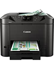 Canon MAXIFY MB5420 Wireless Color Printer with Scanner, Copier & Fax, Black