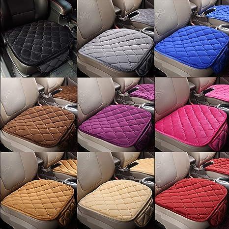 Amazon.com: Dealpeak - Funda de cojín para asiento de coche ...
