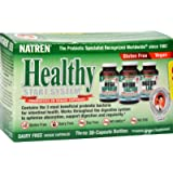 Natren Healthy Start System Dairy Free - 3 Bottles, 30-count each