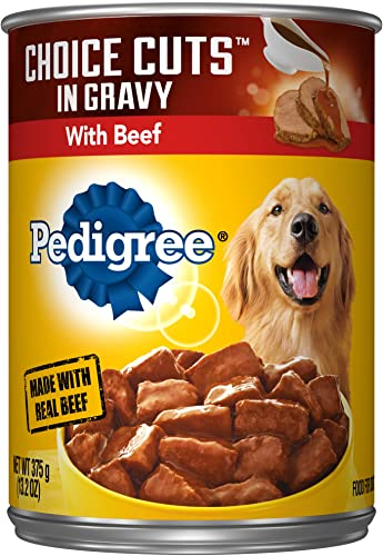 PEDIGREE CHOICE CUTS IN GRAVY Adult Canned Wet Dog Food